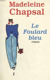 Le Foulard Bleu. - Couverture - Format classique
