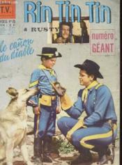 Rin Tin Tin & Rusty - Numero Geant - Le Canon Du Diable - Couverture - Format classique