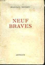 Neuf Braves - Couverture - Format classique