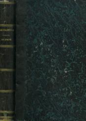 Du Pape - Couverture - Format classique