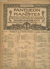 Rapsodie Hongroise. N°12. - Couverture - Format classique