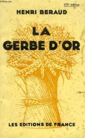 La Gerbe D'Or - Couverture - Format classique
