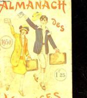 Almanach Des Vacances Pour Les Jeunes - Couverture - Format classique