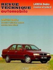 Rta 535.3 lancia dedra essence et diesel 89-92 - Couverture - Format classique