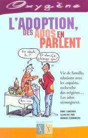 Adoption, Les Ados En Parlent - Intérieur - Format classique