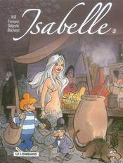 Isabelle ; intégrale t.2 - Intérieur - Format classique