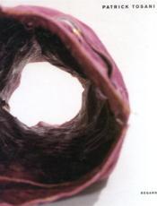 Patrick tosani - Couverture - Format classique
