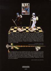 Compagnons charpentiers - 4ème de couverture - Format classique