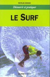 Surf (le) - dp - Intérieur - Format classique