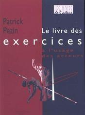Le livre des exercices - Intérieur - Format classique