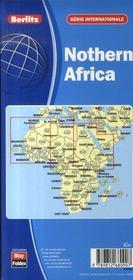 Afrique du nord - 4ème de couverture - Format classique