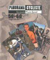 Panorama cycliste 50-60 ; les années Miroir-Sprint - Couverture - Format classique