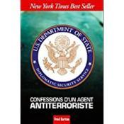 Confessions d'un agent antiterroriste - Couverture - Format classique
