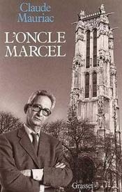 Temps immobile t.10 ; l'oncle Marcel - Couverture - Format classique