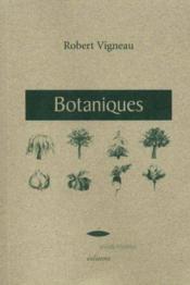 Botaniques (2e édition) - Couverture - Format classique