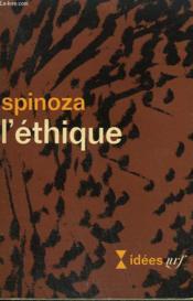 L'Ethique. Collection : Idees N° 62 - Couverture - Format classique