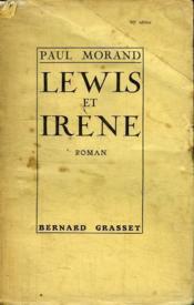 Le Wis Et Irene. - Couverture - Format classique