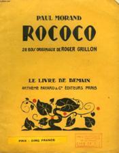 Rococo. 28 Bois De Roger Grillon. Le Livre De Demain N° 147. - Couverture - Format classique