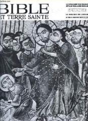 Bible Et Terre Sainte, N° 158, Fev. 1974 - Couverture - Format classique