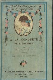A La Conquete De L'Edredon - Couverture - Format classique