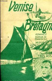 N°1 VENISE ET BRETAGNE romance - Couverture - Format classique