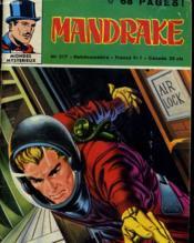 Mandrake N°317 - Couverture - Format classique