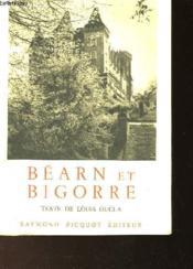 Bearn Et Bigorre - Couverture - Format classique