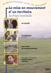 La mise en mouvement d'un territoire (dvd) - Couverture - Format classique
