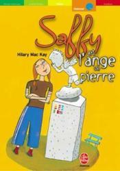 Saffy Et L'Ange De Pierre - Couverture - Format classique