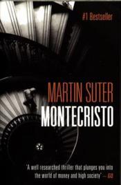 Montecristo - Couverture - Format classique