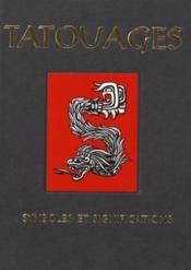Tatouages ; symboles et significations - Couverture - Format classique