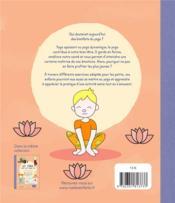 Le yoga, c'est fait pour toi ! - 4ème de couverture - Format classique