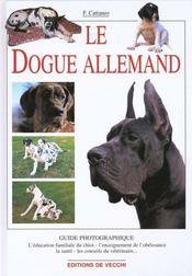 Le dogue allemand - Intérieur - Format classique