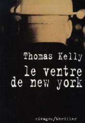 Le ventre de New York - Couverture - Format classique