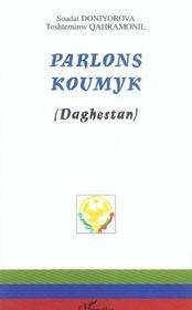 Parlons koumyk - Intérieur - Format classique