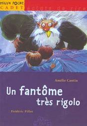 Un fantome tres rigolo - Intérieur - Format classique