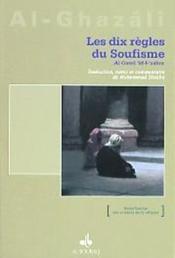 Les dix règles du soufisme - Couverture - Format classique