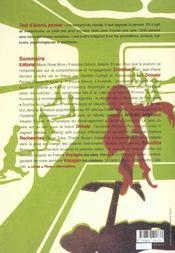 Revue L'Autre N.6 ; Penser, Classer, Soigner - 4ème de couverture - Format classique