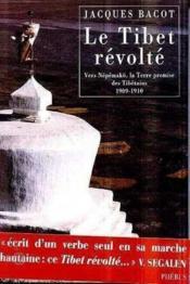 Le tibet revolte - Couverture - Format classique