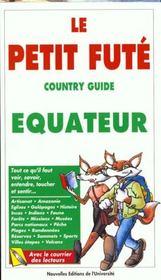 Equateur 1997-1998, le petit fute (edition 2) - Intérieur - Format classique