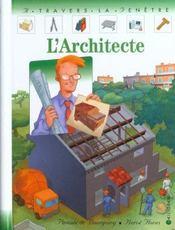 Architecte (l') - Intérieur - Format classique