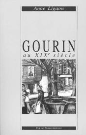 Gourin au XIX siècle - Couverture - Format classique