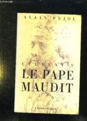 Clement v, le pape maudit - Couverture - Format classique