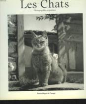 Les chats ; photographies et poèmes - Couverture - Format classique