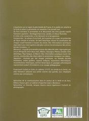 Route des forets d'aquitaine - 4ème de couverture - Format classique