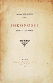 Iokonoshi - Couverture - Format classique