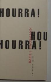 Hourra ! Hourra ! - Couverture - Format classique