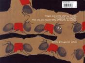 Une fourmi pas comme les autres - 4ème de couverture - Format classique