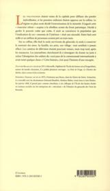 Turquoise - 4ème de couverture - Format classique