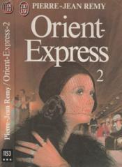 Orient-Express - Tome 2 - Couverture - Format classique